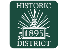 Historic District Sign - 216x162