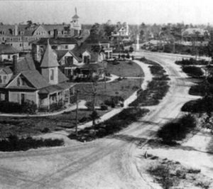 historic pinehurst