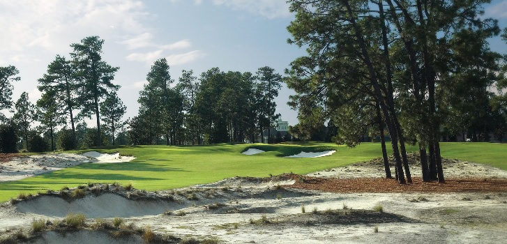 Golf Course No 2 Pinehurst