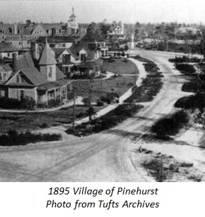 1895 Historic Village of Pinehurst