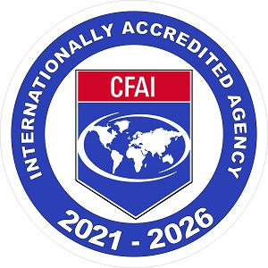 Internationally Accredited Agency