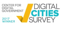 Digital Cities Winner - 216x162