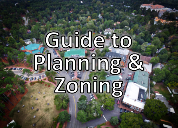 Button - Guide to Planning & Zoning