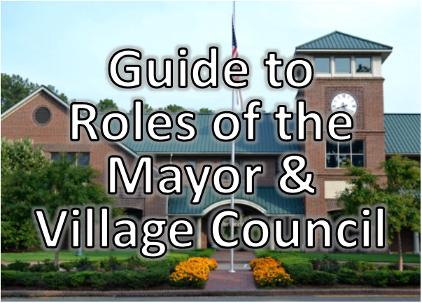 Button - Guide to Roles of Mayor and Council