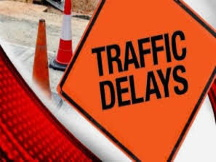 Lane Closures/Delays on Hwy 5