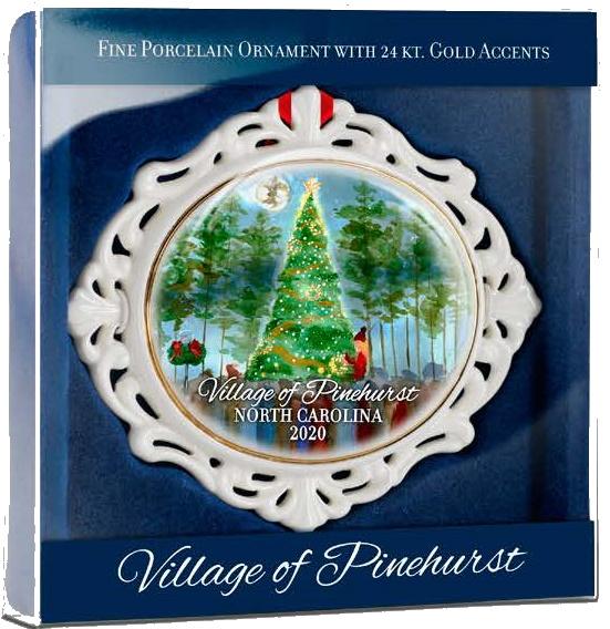 Village Christmas Ornament 2020 | Village News | Village of