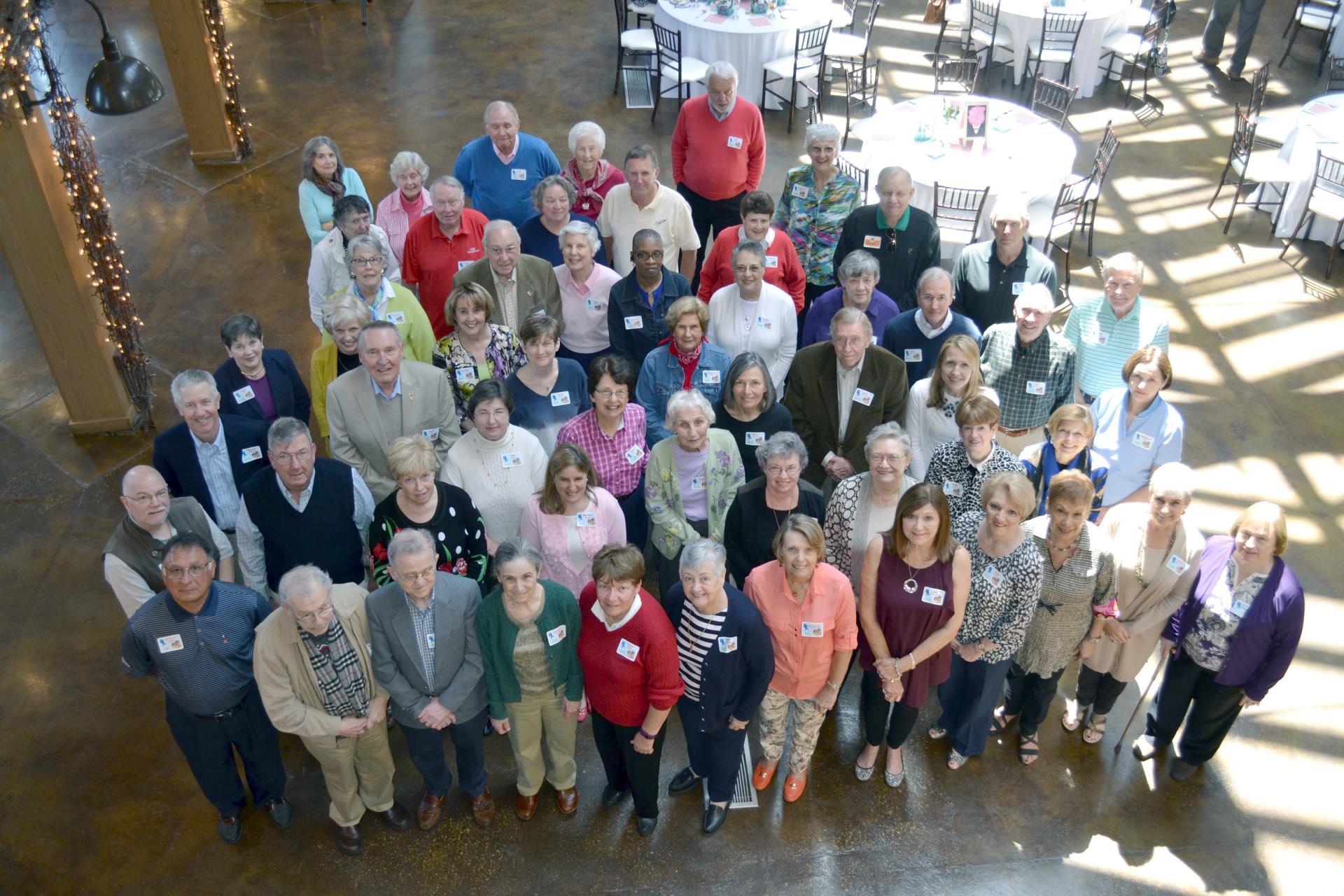 volunteer group